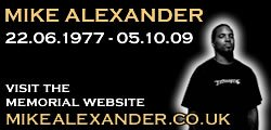Mike Alexander - Visit the memorial website