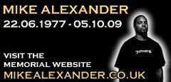 Visit the Mike Alexander memorial site